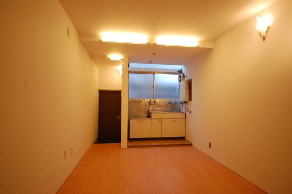 アパート 天窓