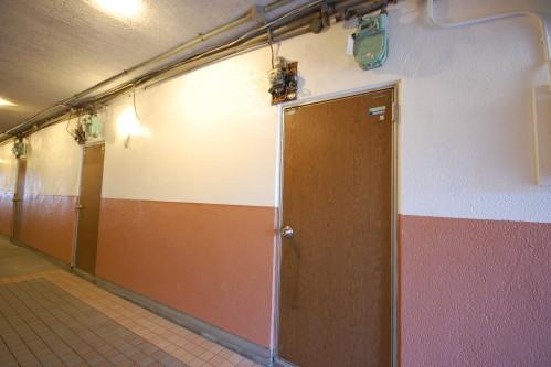賃貸アパートのドアのご意見の募集 改装前